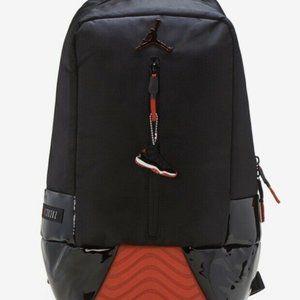 Nike Air Jordan 11 Retro BRED Backpack Bookbag